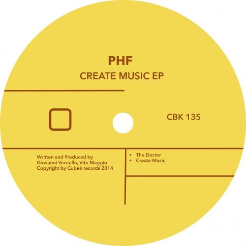 Create Music - Single de Phf