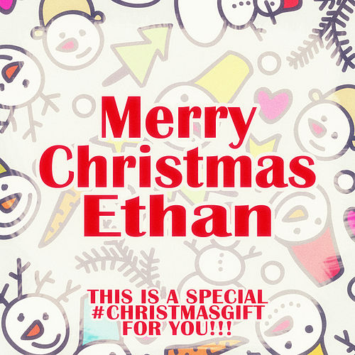 Merry Christmas Ethan - A Special #christmasgift for You de Various Artists