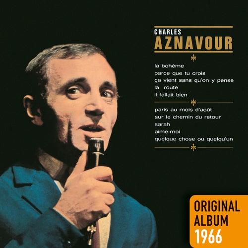 La Bohème - Original album 1966 de Charles Aznavour