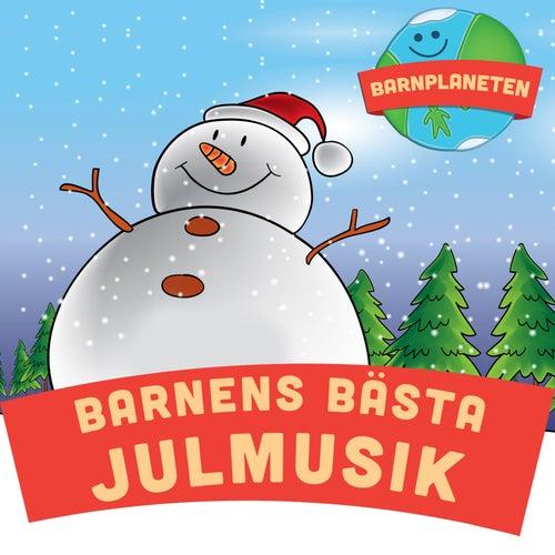 Barnens bästa julmusik med Barnplaneten de Various Artists