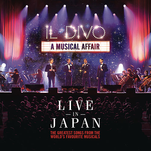 A Musical Affair: Live in Japan de Il Divo