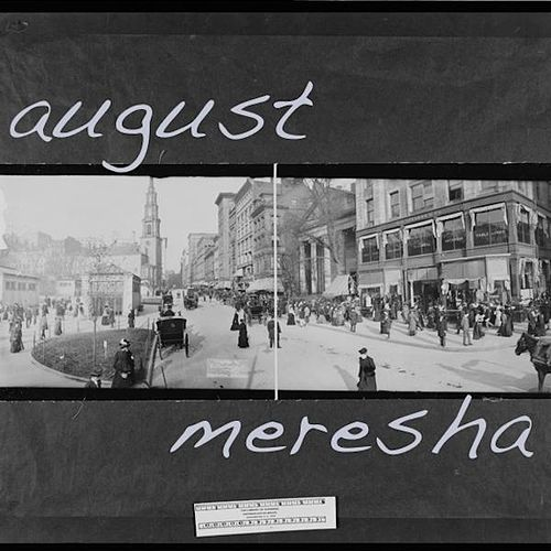 August by Meresha