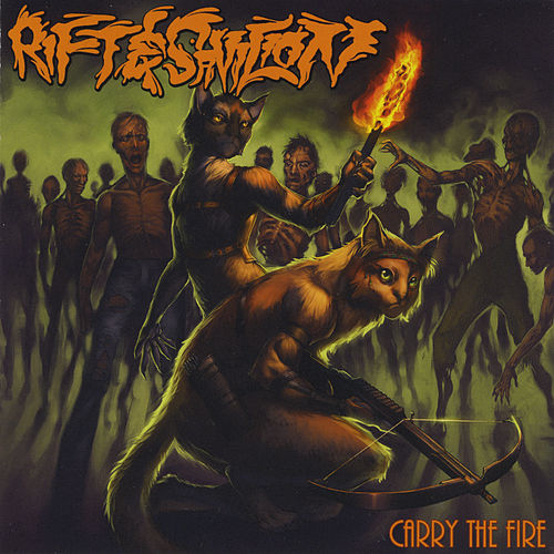 Carry the Fire by Rift