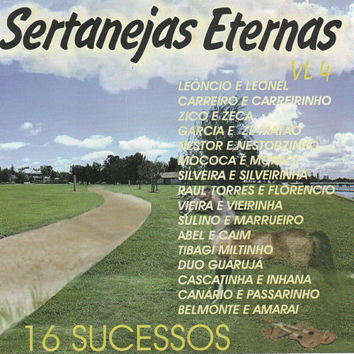 Sertanejas Eternas, Vol. 4 von Various Artists