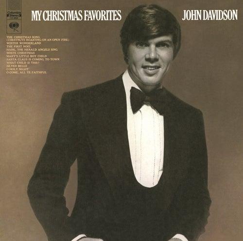 My Christmas Favorites by John Davidson