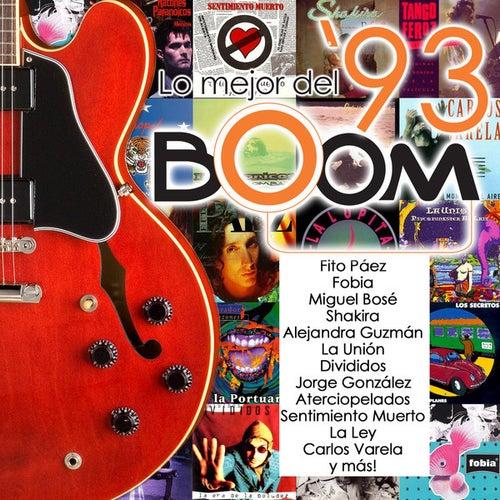BOOM: Lo Mejor Del 93 de Various Artists