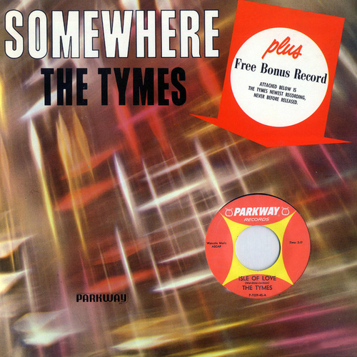 Somewhere de The Tymes