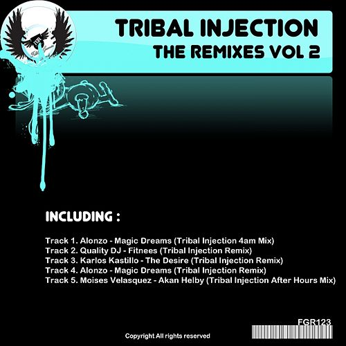 The Remixes Vol 2 - Single de Various Artists