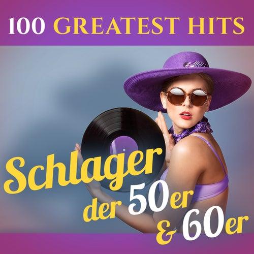 100 Greatest Hits: Schlager der 50er & 60er (Recordings - Top Sound Quality!) de Various Artists