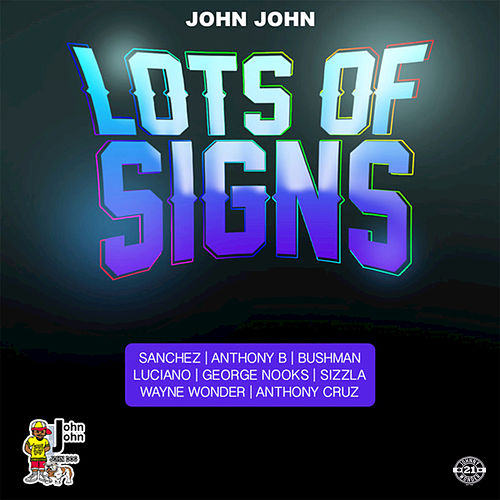 Lots of Signs Riddim de Various Artists