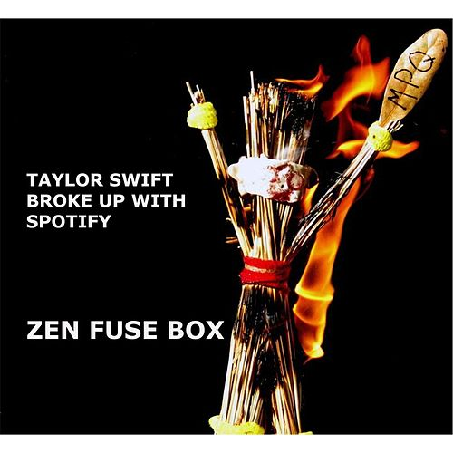 Taylor Swift Broke Up With Spotify de Zen Fuse Box