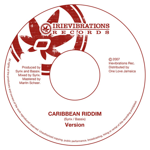 Caribbean Riddim Selection by Various Artists