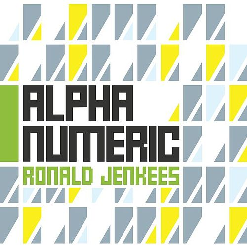 Alpha Numeric von Ronald Jenkees