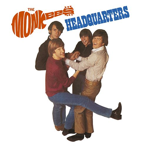 Headquarters (Deluxe Edition) fra The Monkees