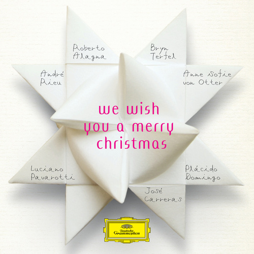 We Wish You A Merry Christmas by Roberto Alagna