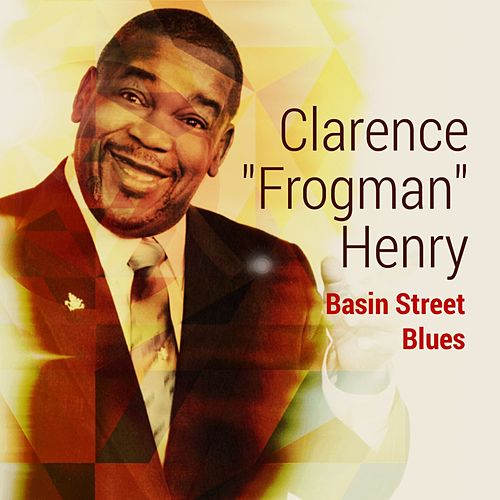Basin Street Blues by Clarence