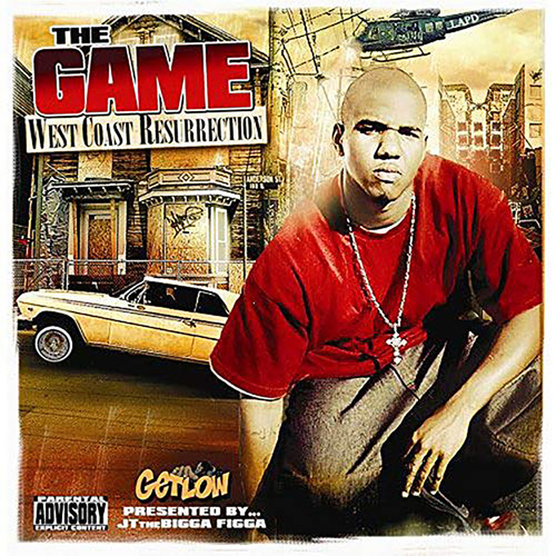 West Coast Resurrection (Deluxe Version) de The Game