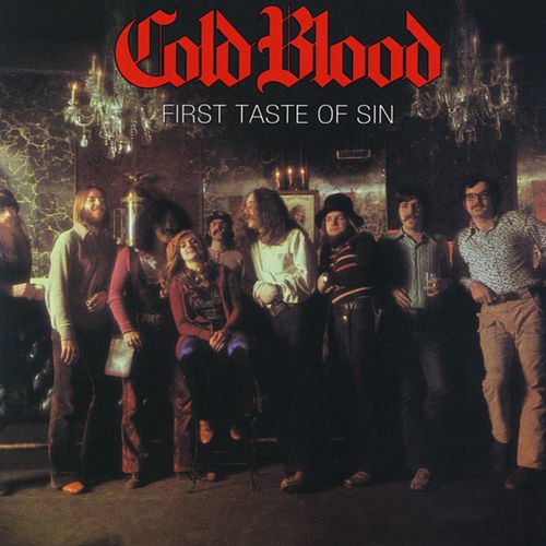 First Taste Of Sin de Cold Blood