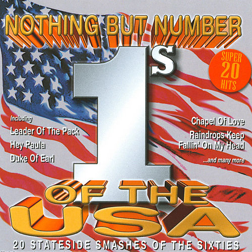 Nothing but Number 1's of the USA de Various Artists