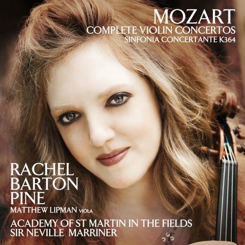 Mozart: Complete Violin Concertos, Sinfonia Concertante de Various Artists
