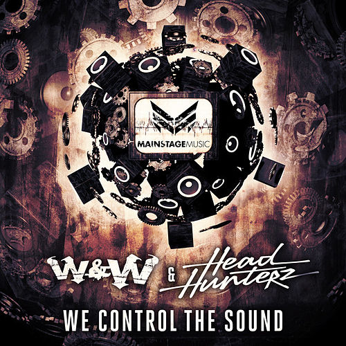 We Control The Sound von W&W