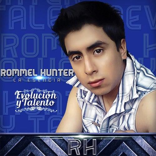 Evolución y Talento de Rommel Hunter