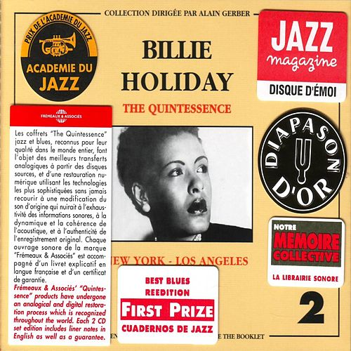 The Quintessence (billie Holiday) by Billie Holiday