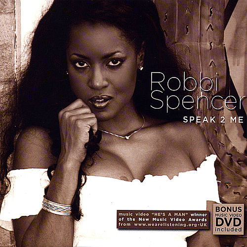 Speak 2 Me - Cd/Dvd Set by Robbi Spencer