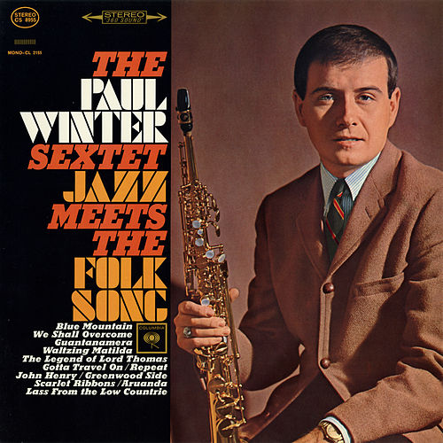 Jazz Meets the Folk Song de Paul Winter