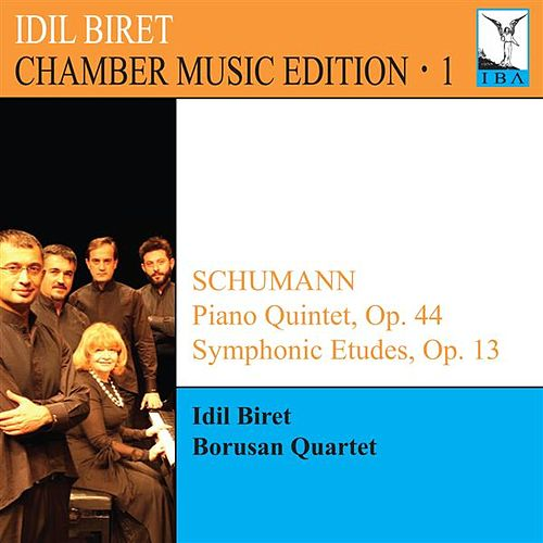 İdil Biret Chamber Music Edition, Vol. 1 by İdil Biret