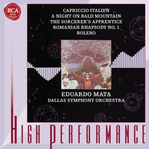 Capriccio Italien de Dallas Symphony Orchestra