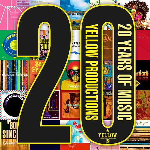 Yellow Productions: 20 Years of Music von Various Artists