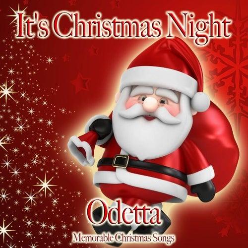It's Christmas Night de Odetta