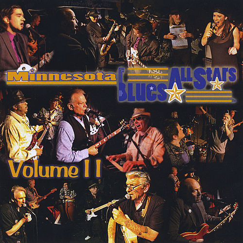 Minnesota Blues Allstars, Vol. II de Various Artists