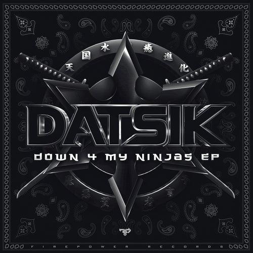 Down 4 My Ninjas de Datsik