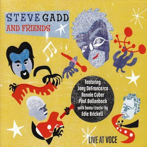 Live at Voce (Deluxe Edition) de Steve Gadd