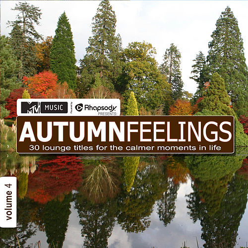 MTV Music Powered By Rhapsody Pres. Autumn Feelings 4 - 30 Lounge titles for the calmer moments in life von Various Artists