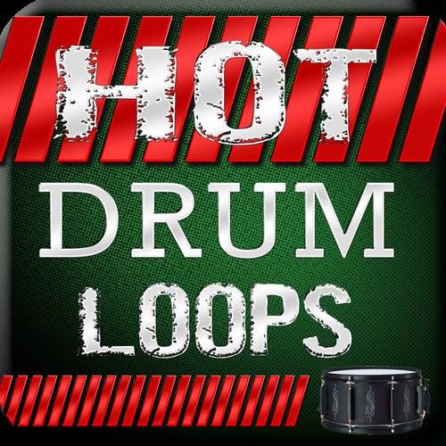 Hot Drum Loops by Ultimate Drum Loops