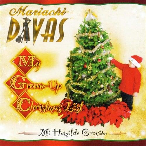 My Grown-up Christmas List de Mariachi Divas