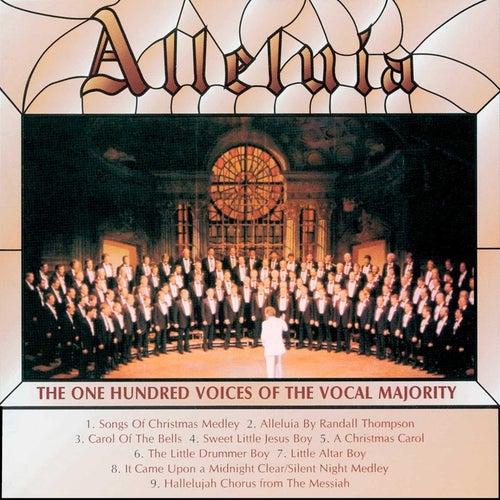 Alleluia von The Vocal Majority