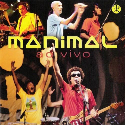 Manimal Ao Vivo van Manimal