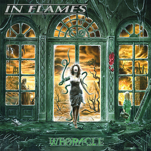 Whoracle (Reissue 2014) von In Flames