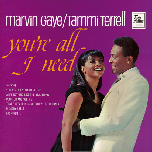 You're All I Need de Marvin Gaye