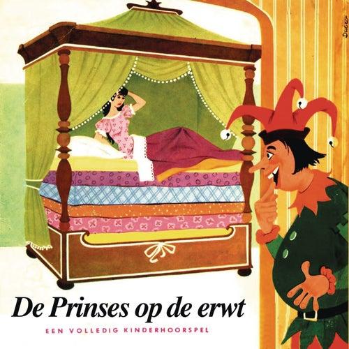 de prinses op de erwt (een sprookje uit grootmoeders van artone