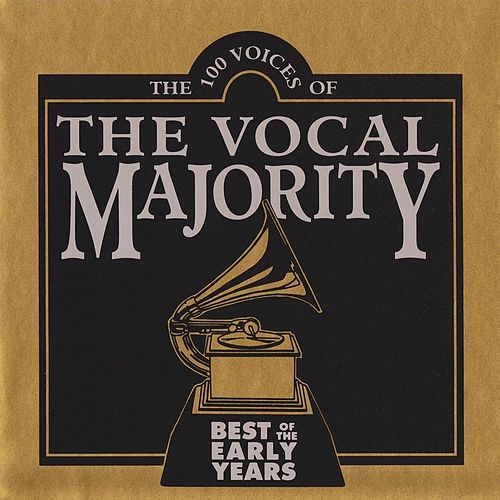 Best of the Early Years von The Vocal Majority
