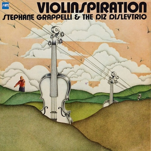 Violinspiration de Stephane Grappelli