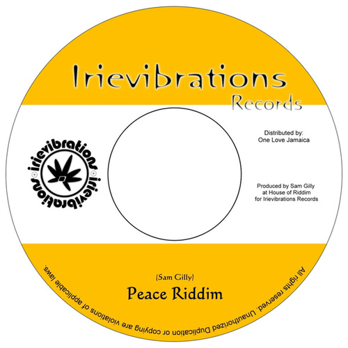 Peace Riddim Selection by Various Artists