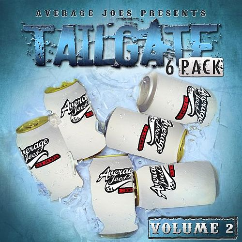 Tailgate 6 Pack: Average Joes Tailgating Themes, Vol. 2 by Various Artists