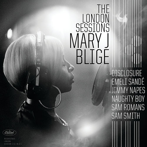 The London Sessions de Mary J. Blige