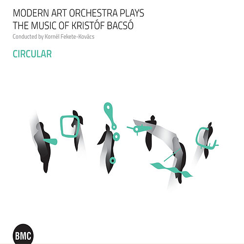 Modern Art Orchestra plays the music of Kristóf Bacsó: Circular by Modern Art Orchestra